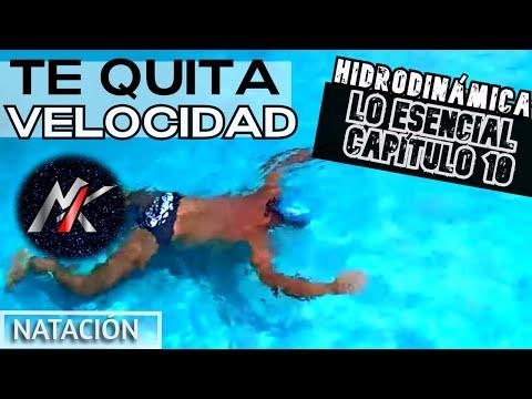 APRENDER A NADAR 1x03 (1/5): Resistencia Hidrodinámica