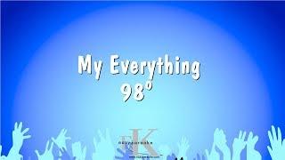 My Everything - 98º (Karaoke Version)