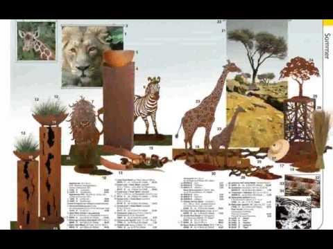 Dekoration Afrika