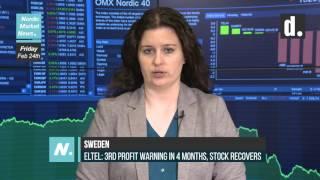 NMN 2017-02-24 - Eltel's 3rd profit warning, leaves Africa