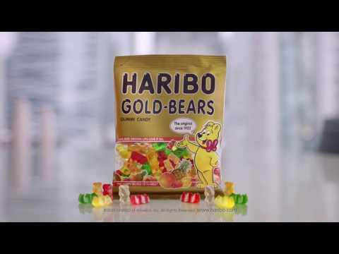 Haribo Gold-Bears Commercial