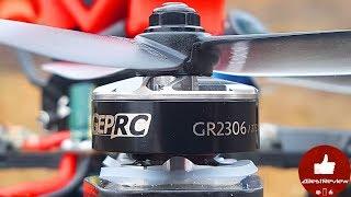 ✔ Топовые FPV Моторы 2018 - Geprc GR2306 2750KV! Geprc.com
