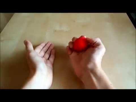 Deformacja artykułu palce
