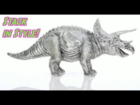 Top 5 Coolest Silver Bullion Items!