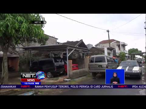 Tim Densus 88 Kembali Amankan Terduga Teroris Di Surabaya -NET12