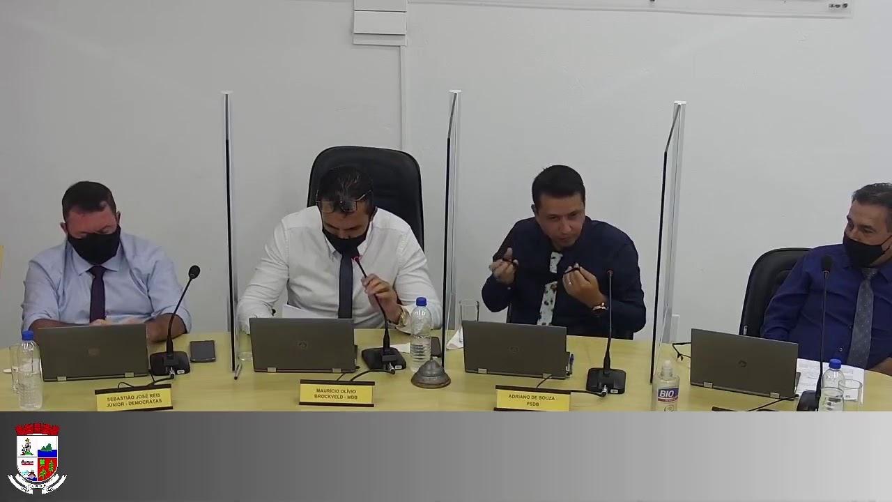 6ª Reunião Ordinária  01/03/2021