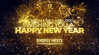 HAPPY NEW YEAR 2021 | DR MEENAKSHI A MBBS., DGO., | ENERGYNESTS