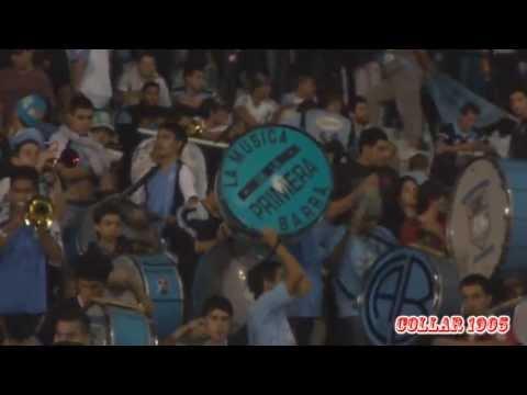 """""""LA MUSICA DE LA PRIMERA BARRA...DESPUES DEL PARTIDO..."""" Barra: Los Piratas Celestes de Alberdi • Club: Belgrano"""