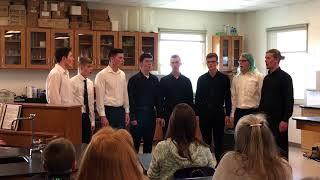 Contest Choir- Gaston Ensemble