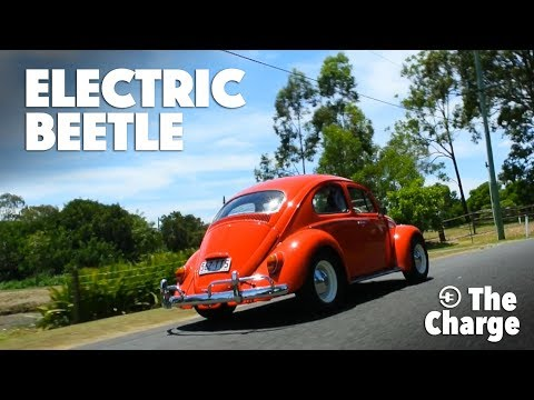 Electric Converted Beetle | The Charge