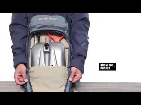 Dakine Heli Pro 20L Ski- und Snowboardrucksack - ein wahrer Allrounder!