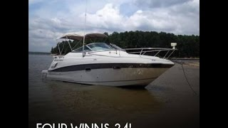 [UNAVAILABLE] Used 2000 Four Winns Vista 248 in Apex, North Carolina