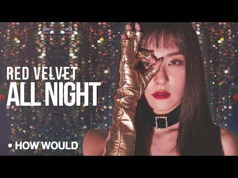 How Would RED VELVET Sing : SNSD