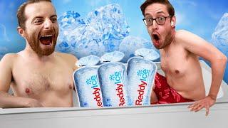 Try Guys Extreme Ice Bath Challenge