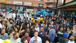 Nipsey Hussle Funeral Procession Pt.3