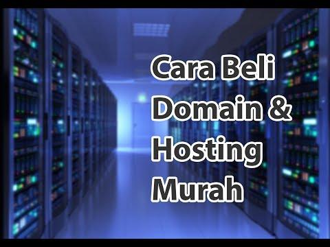 Cara Beli Domain dan Hosting Murah di YeahHost