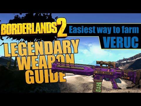 Borderlands 2: Weapon Guide - Veruc - смотреть онлайн на Hah Life
