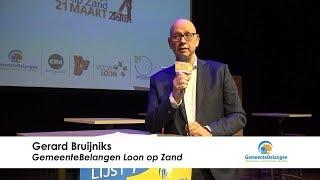 Gemeenteraadsverkiezingen Loon op Zand 2018 - Gemeentebelangen