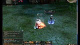 Lineage II:Duelist vs Ghost Hunter           ~Gracia Epilogue PvP server~