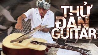 Thử...Đàn Guitar | Chuột Bạch 5