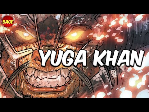 Who is DC Comics Yuga Khan? Father of Darkseid & Highfather - Enough said!