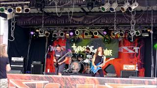 Video Thrashing Machine - Eternal Suicide (Agressive Music Fest 2018)