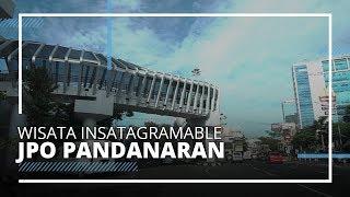 Spot Foto Instagramable Baru di Semarang, JPO Pandanaran