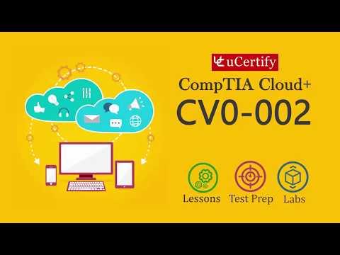 CompTIA Cloud+ CV0-002 Study Guide