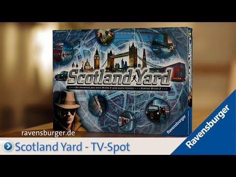 Spieletrailer Scotland Yard - Vorschaubild