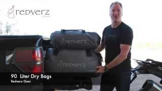 90 Liter Dry Bags from Redverz.com
