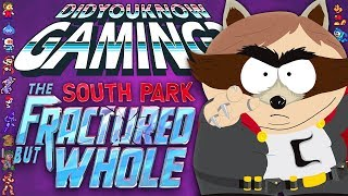 South Park: The Fractured But Whole - Did You Know Gaming? Feat. Caddicarus