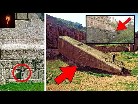 Who Built Baalbek?