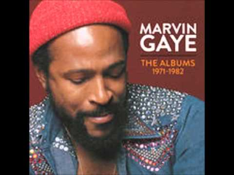 thats the way love is marvin gaye album