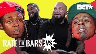 Cool & Dre Rate Mixtape Lil' Wayne Vs. Album Lil' Wayne   Rate The Bars: VS