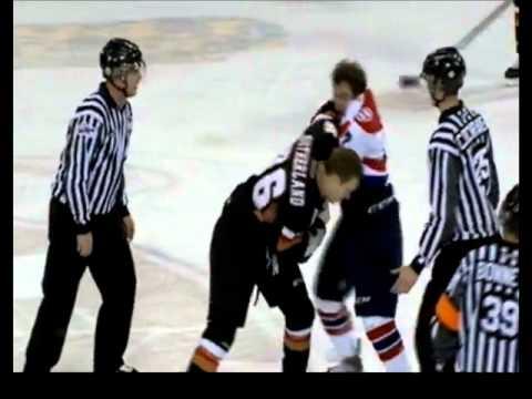 Spencer Galbraith vs. Brock Sutherland