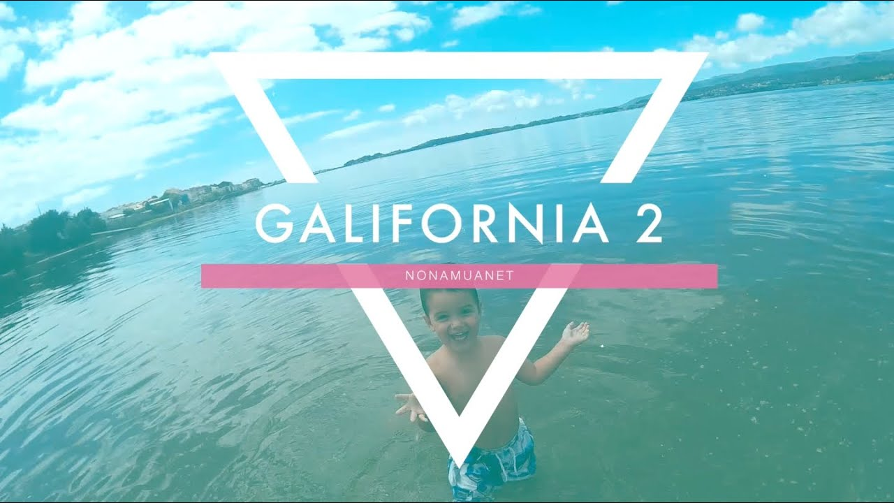 GALIFORNIA 2: Playa y comida rica en Rianxo