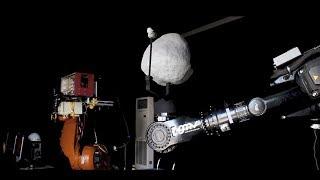 GMV pone a prueba con éxito el sistema GNC de la misión Hera