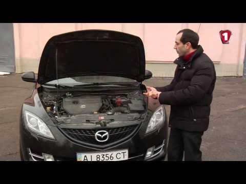 Фото к видео: Обзор б/у автомобиля Mazda 6 в кузове GH, 2.5 бензин, 2011 года
