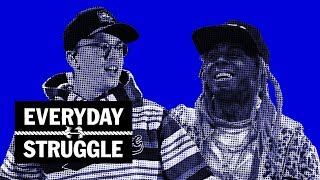 Everyday Struggle - Wayne & Logic Album Expectations, Nicki Sabotaged Cardi & Future 'Drip' Collab?