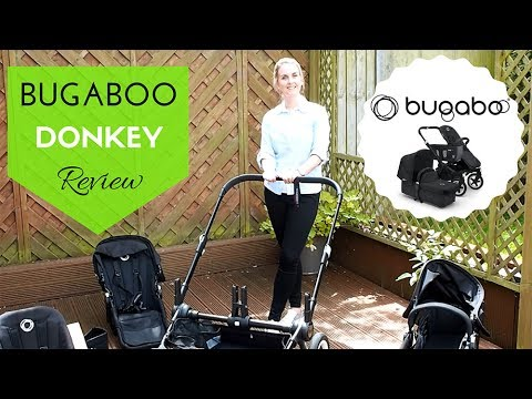 BUGABOO DONKEY BUGGY: The Ultimate Review and Demo!