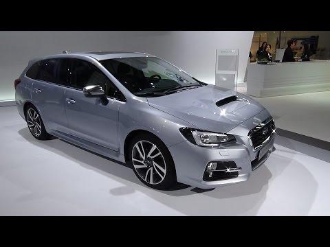 2016 - Subaru Levorg - Exterior and Interior - IAA Frankfurt 2015