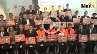 Lebih 100 peguam serah borang sertai parti AMANAH