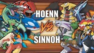Download Youtube: Battle of the Regions (HOENN vs SINNOH) - Pokemon Battle Revolution (1080p 60fps)