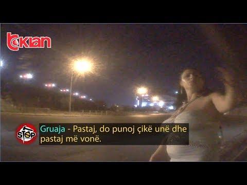 Stop - Tirane/ Skandali, prostitucion ne rruge e femije tutore te nenes! (10 shtator 2019)