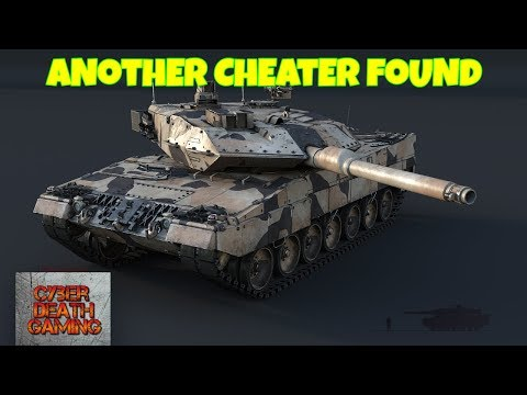 War Thunder: Another Cheater found