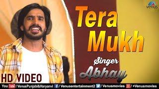 Tera Mukh   New Punjabi Song 2018   Game   - YouTube