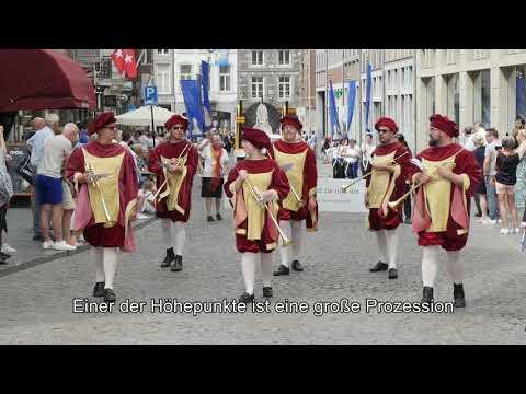 Heiligtumsfahrt Maastricht
