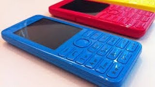 Nokia 206 Unboxing & Review