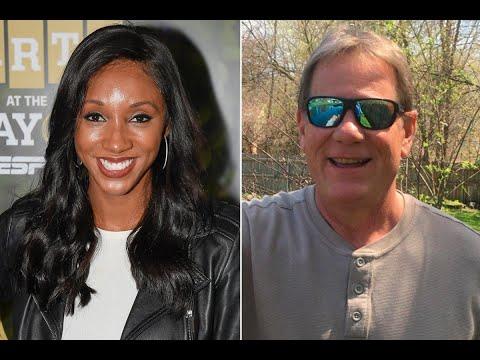 Maria Taylor fires back at Dan McNeil over crude porn host tweet