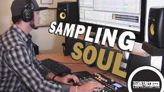 Beat Making 2016: Flipping a Soul Sample (prod. by TCustomz) | East Coast Hip Hop